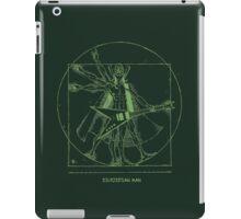 Ziltoidian Man Green iPad Case/Skin