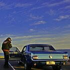 My Mustang by rossco
