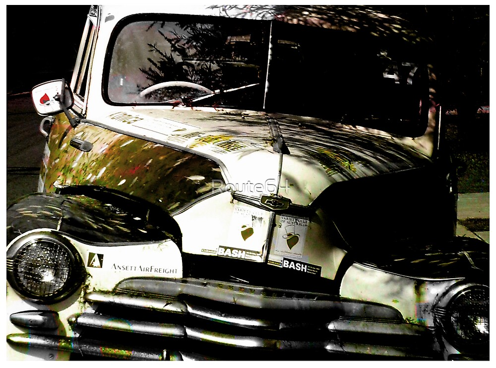 Old timer by Route64
