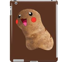 Potato Pikachu iPad Case/Skin