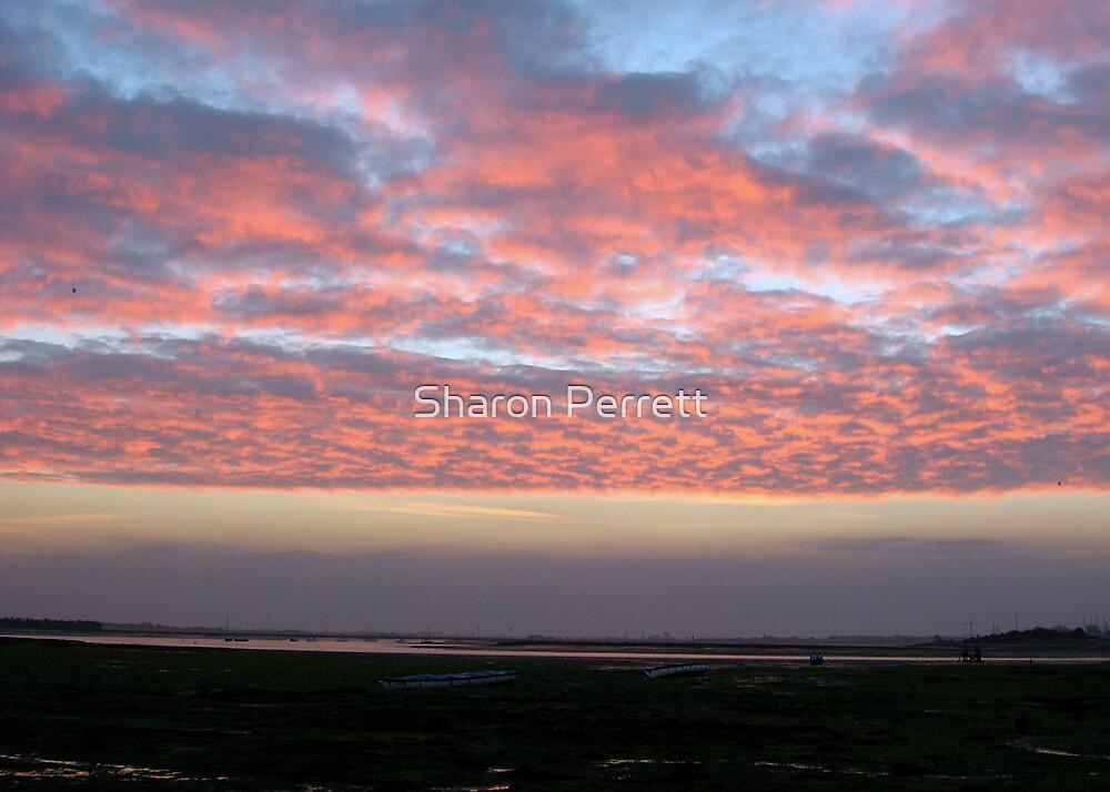 Sunrise (1) 27-10-07 by Sharon Perrett