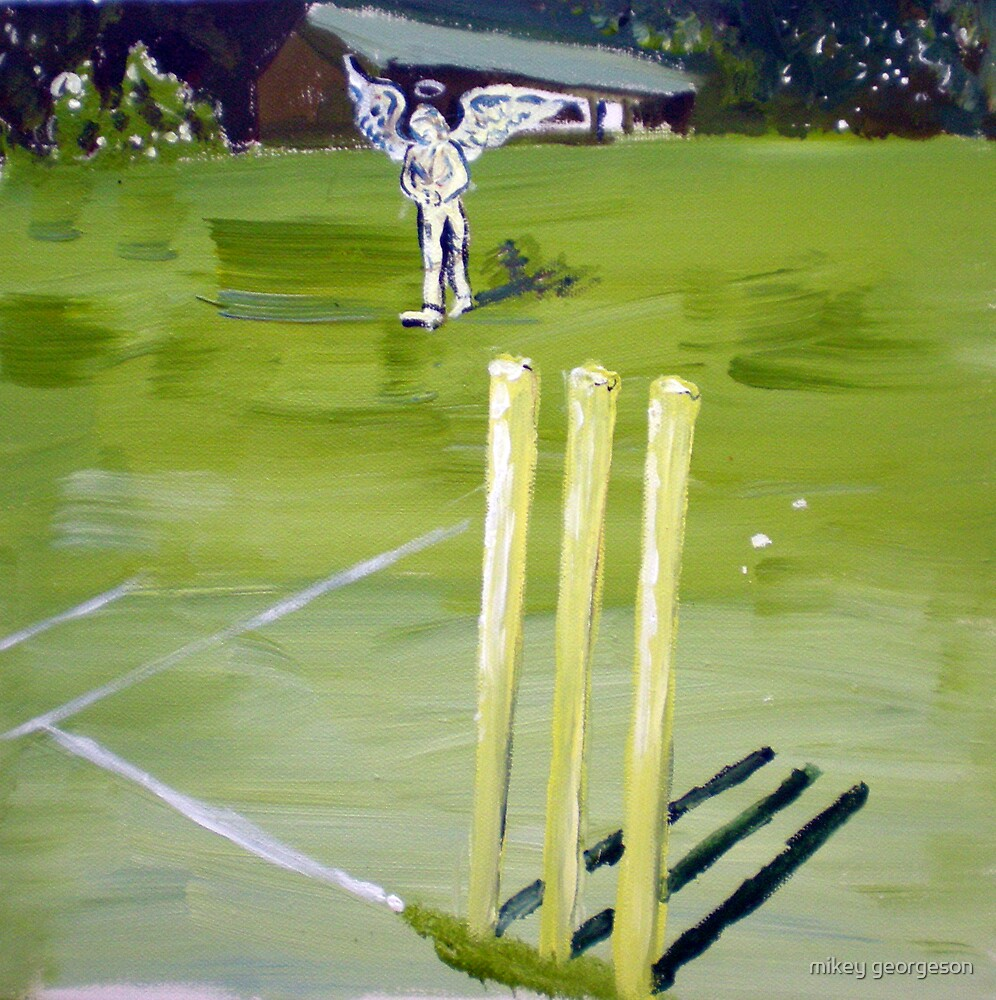 All Out for 99 by mikey georgeson