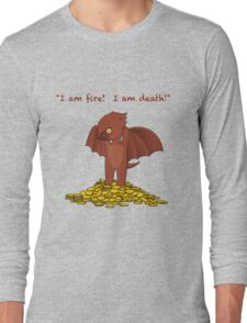 Baby Smaug Long Sleeve T-Shirt