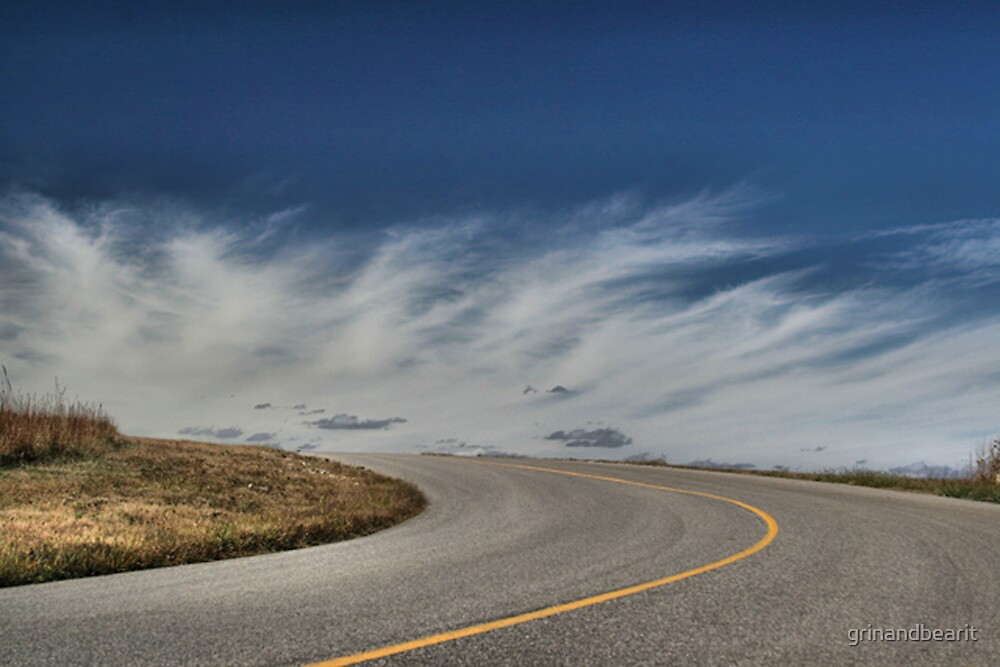 Road To no where by grinandbearit
