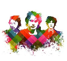 Jeff Buckley//Radiohead//MGMT by Gnugash