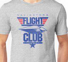 Flight Club (Revised w/Distress) Unisex T-Shirt