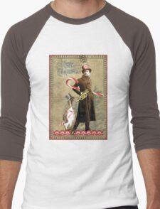 Penguin Follies Men's Baseball ¾ T-Shirt