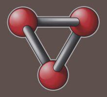 Penrose Triangle Atom by VanHogTrio