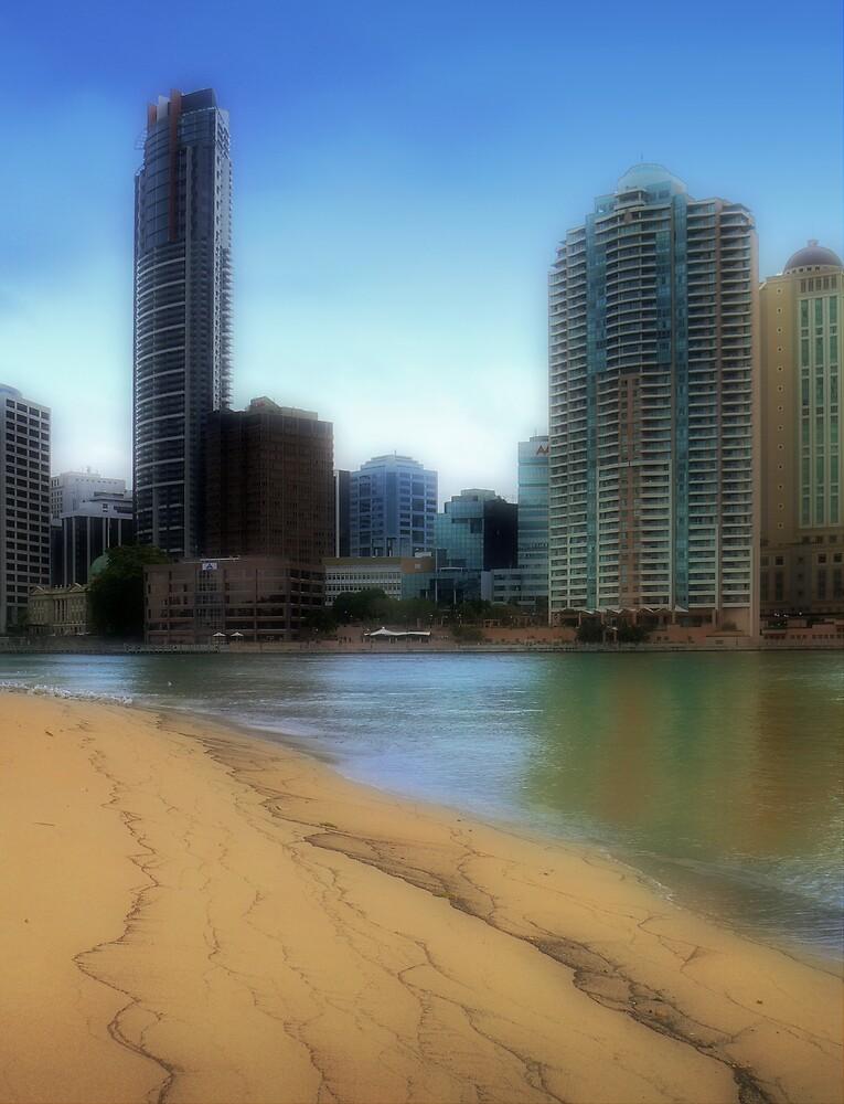 Brisbane by Paul  Milburn