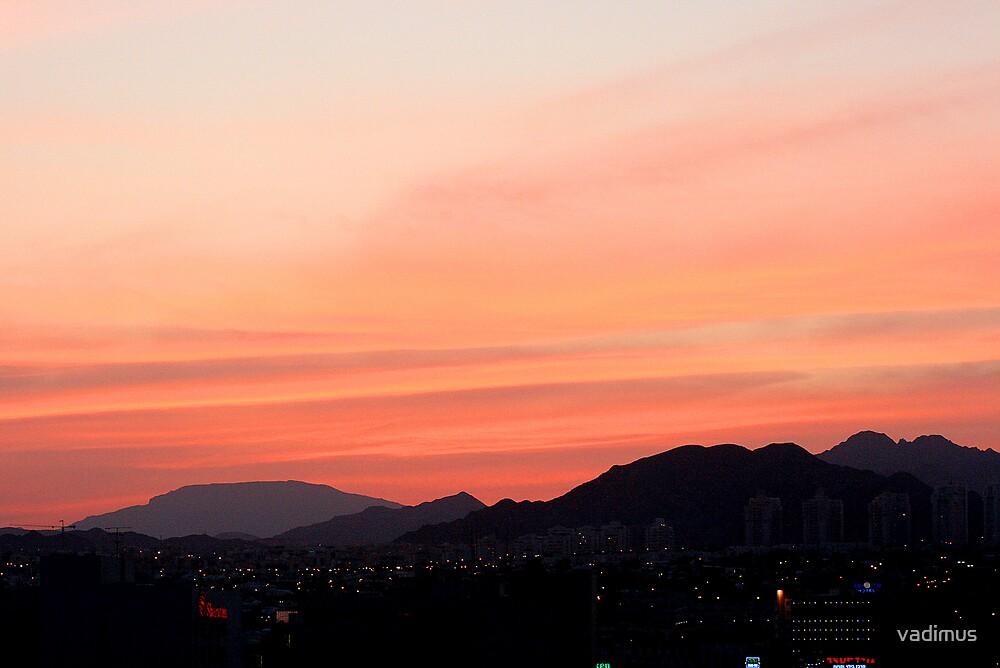 Pink Sky by vadimus