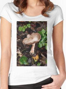 Fungus Women's Fitted Scoop T-Shirt
