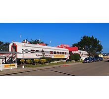 Rock & Roll Diner Photographic Print