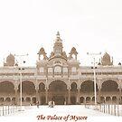 Mysore Palace - India by sanyaks