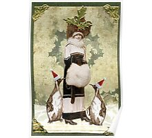 Holiday Finery Poster