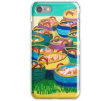Jesus Feeds a Multitude-and the Apostles iPhone Case/Skin