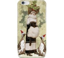 Holiday Finery iPhone Case/Skin