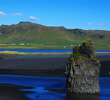 Icelandic Seaside by Michael Duggan