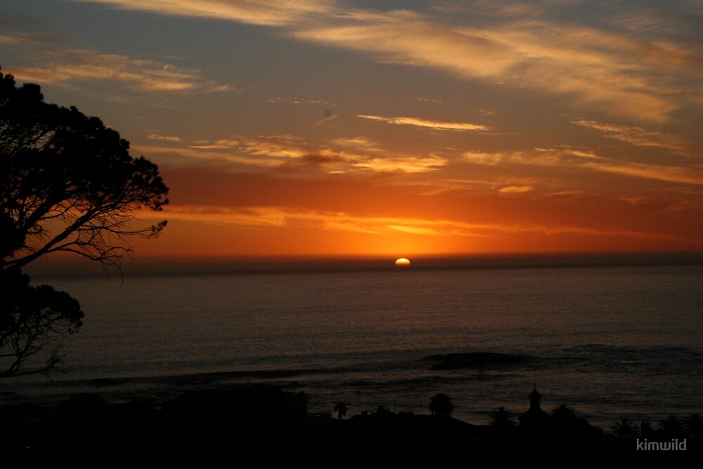Sunset Splendor by kimwild