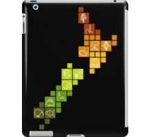 New Zealand Fun Map iPad Case/Skin