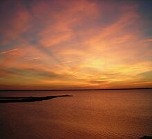 Sunset on the Bay by stacee4800
