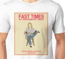 Fast Times at Ridgemont High Movie Poster Unisex T-Shirt