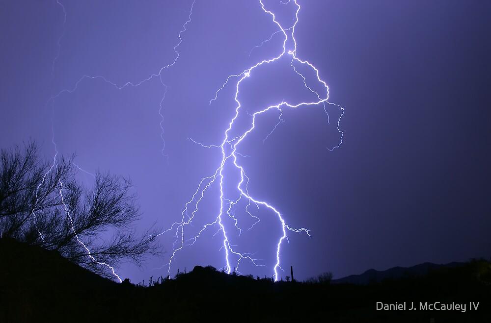 Desert Lightning by Daniel J. McCauley IV