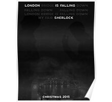 London Bridge is Falling Down Poster