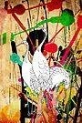 Swans by Faizan Qureshi
