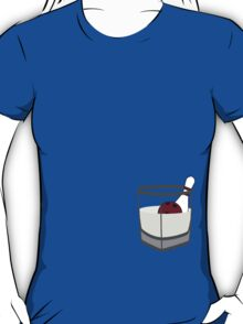 Hey, careful, man, there's a beverage here! T-Shirt