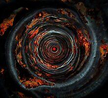 Lava Lit by PictureNZ