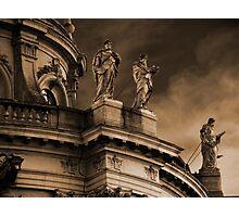 Château de Versailles 1 Photographic Print
