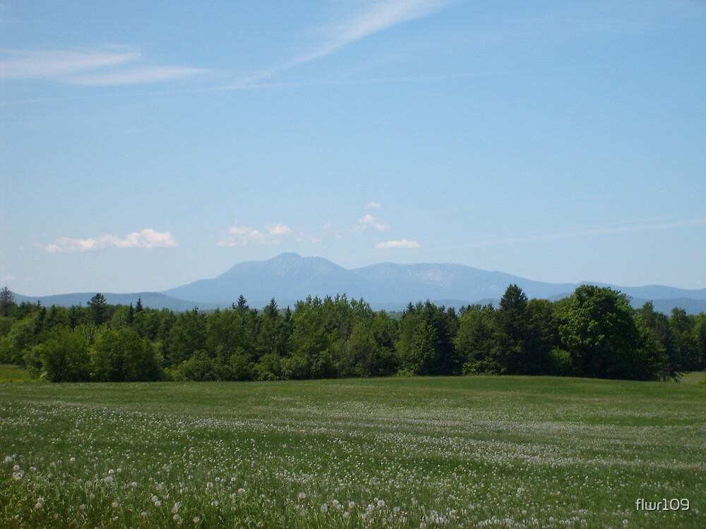 Mt. Katahdin by flwr109