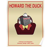 Howard the Duck Movie Poster Poster
