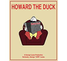 Howard the Duck Movie Poster Photographic Print