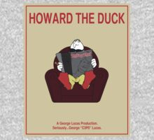 Howard the Duck Movie Poster Kids Clothes