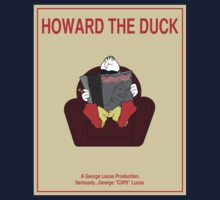 Howard the Duck Movie Poster One Piece - Short Sleeve