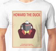 Howard the Duck Movie Poster Unisex T-Shirt