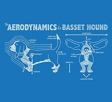 The Aerodynamics of a Basset Hound by robyriker