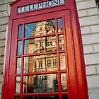 big ben in a telephone box by rkdogz