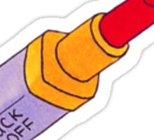 F off v2 Sticker