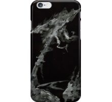 0001 - Brush and Ink - The World iPhone Case/Skin