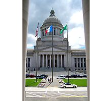 State Capital Photographic Print