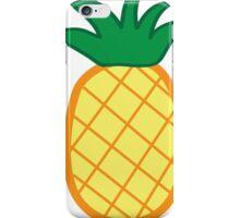 Plain Ol' Pineapple iPhone Case/Skin