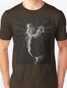 0003 - Brush and Ink - Cut Unisex T-Shirt
