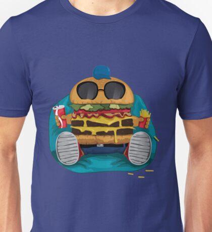 Burger kids Unisex T-Shirt
