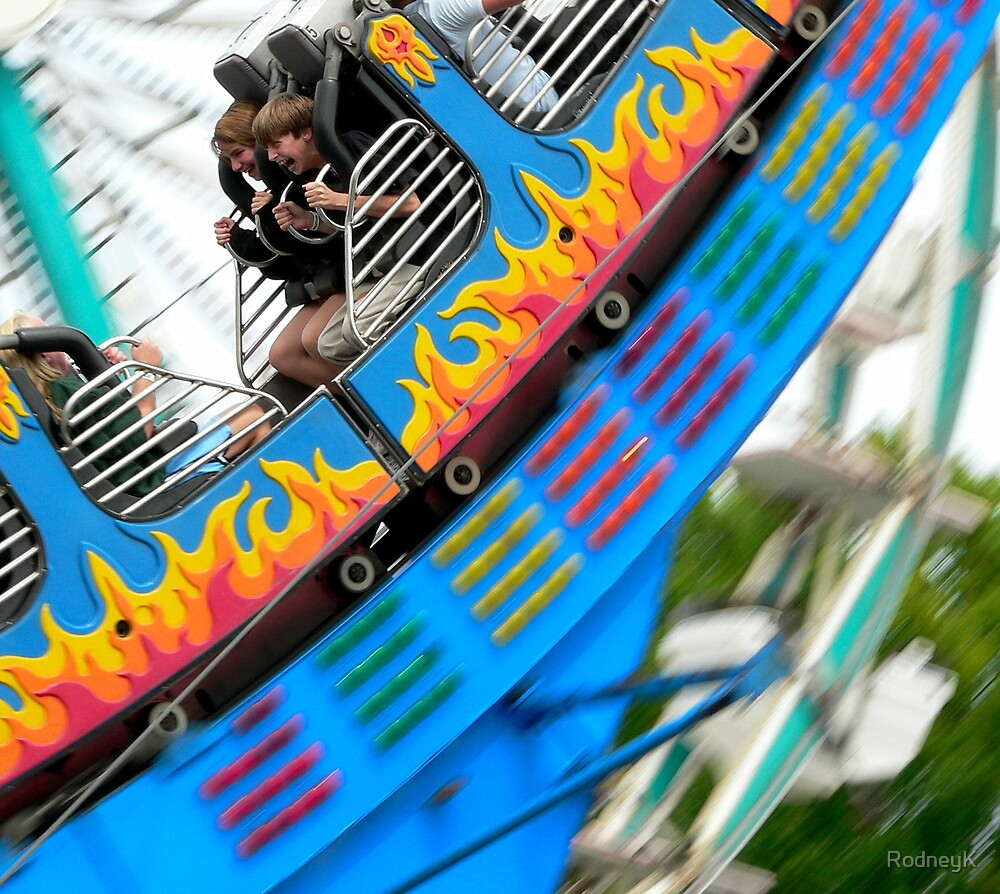 THRILL RIDE by RodneyK