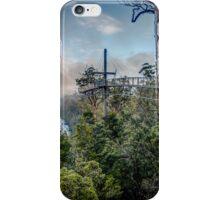 Tahune Air Walk, Tasmania iPhone Case/Skin