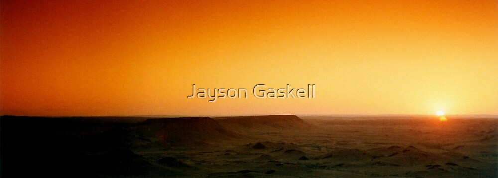 Tabletop Mountain 2 by Jayson Gaskell
