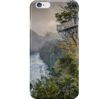 Tahune Air Walk Tasmania iPhone Case/Skin