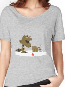 Merry Grootmas! Women's Relaxed Fit T-Shirt